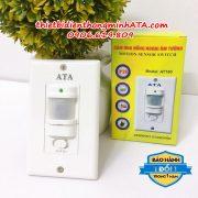 Công tắc cảm ứng gắn âm tường ATA 180