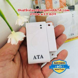 Chuông báo khách báo trộm mở cửa không dây ATA 332CT