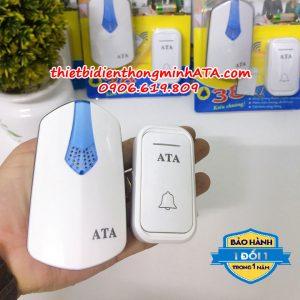 Chuông cổng không dây thông minh đa năng ATA