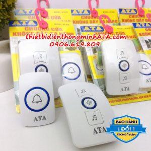 Chuông cửa không dây đa năng ATA