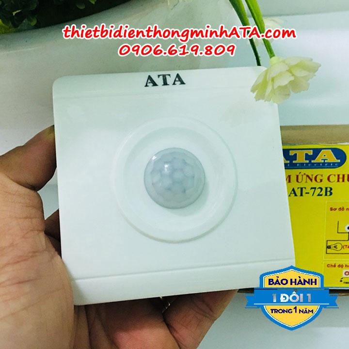 Công tắc cảm ứng vuông ATA 72B