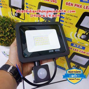 Đèn pha led cảm ứng ATA FS30W