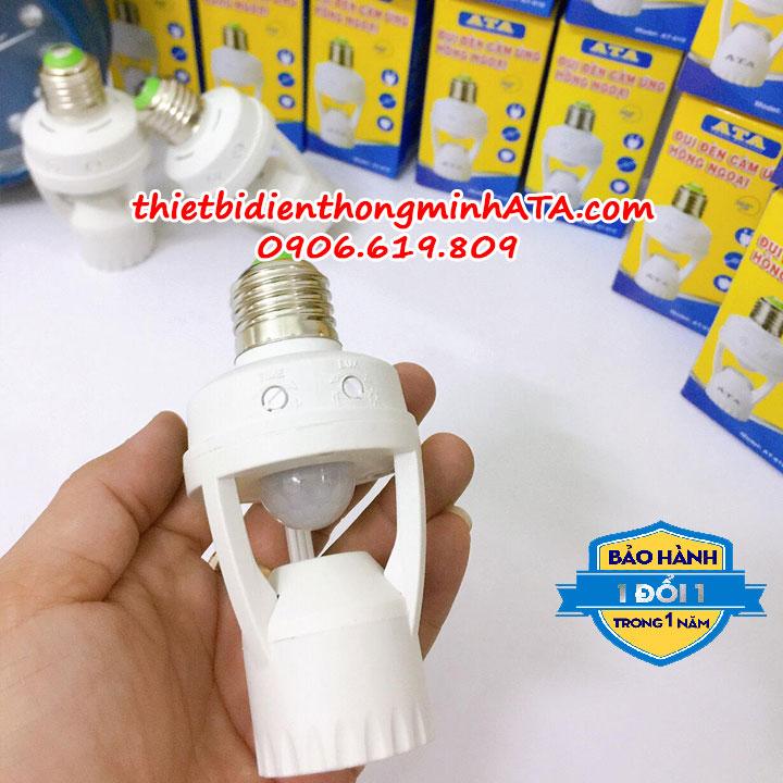 Chui đèn cảm ứng ATA