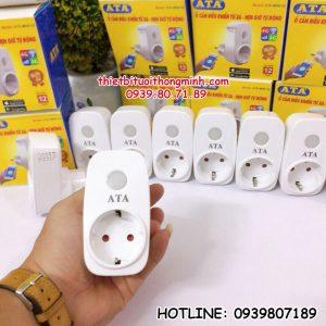 Ổ cắm wifi điều khiển từ xa bằng điện thoại ATA MINI